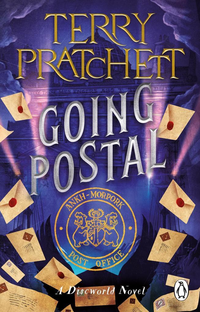 Going Postal als eBook von Terry Pratchett