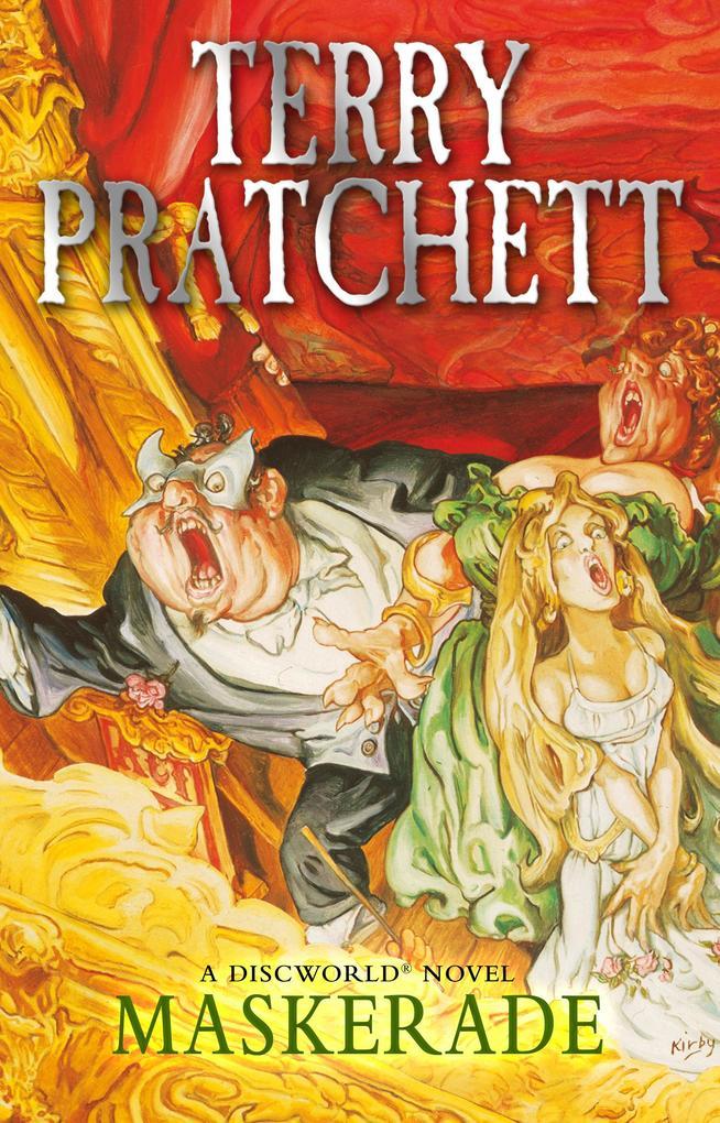 Maskerade als eBook von Terry Pratchett
