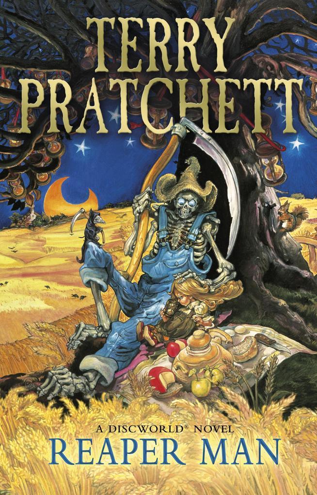 Reaper Man als eBook von Terry Pratchett