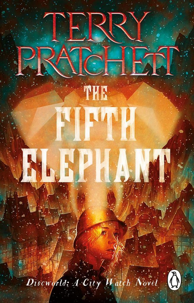 The Fifth Elephant als eBook von Terry Pratchett