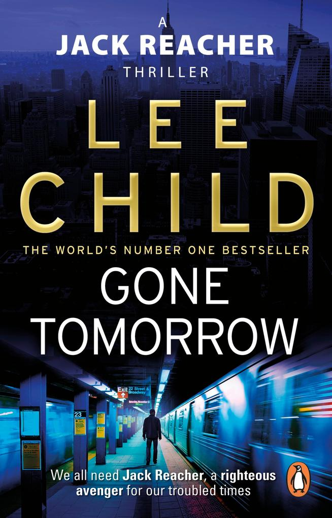 Gone Tomorrow als eBook von Lee Child