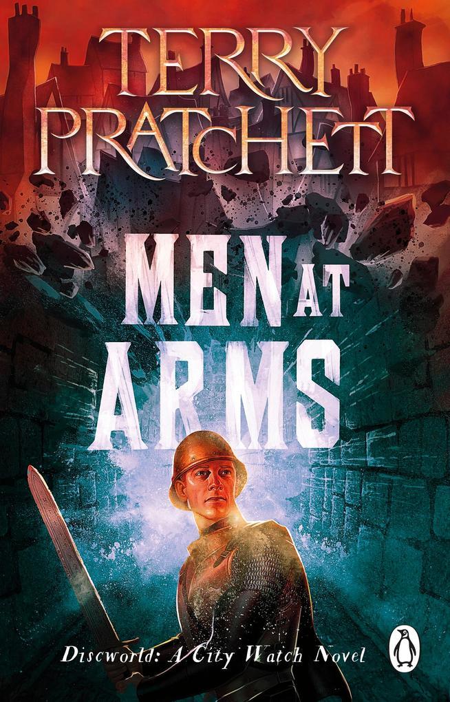 Men At Arms als eBook von Terry Pratchett
