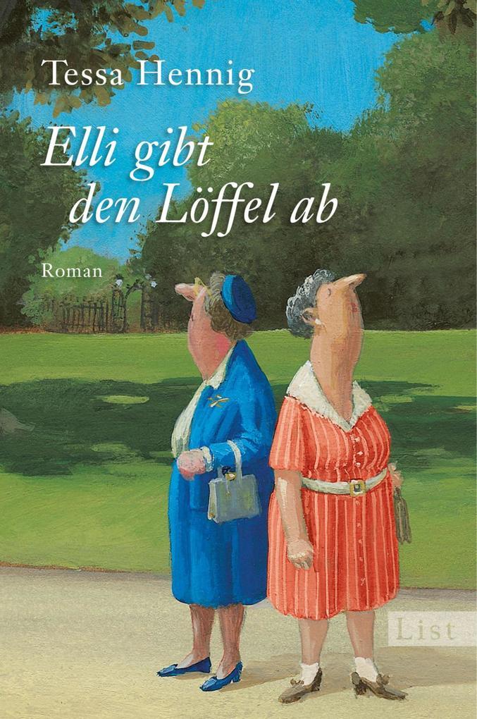 Elli gibt den Löffel ab als eBook von Tessa Hennig