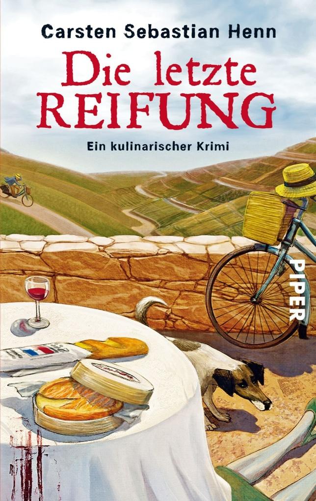 Die letzte Reifung als eBook von Carsten Sebastian Henn