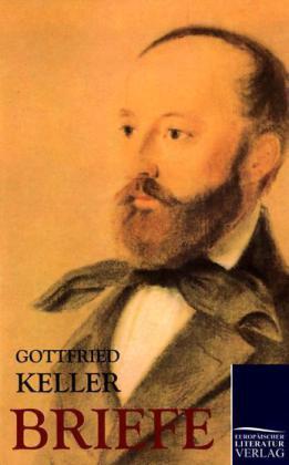 Briefe als Buch von Gottfried Keller