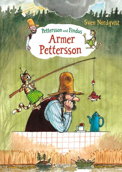 Armer Pettersson als Buch von Sven Nordqvist
