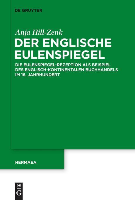 Der englische Eulenspiegel als Buch von Anja Hill-Zenk