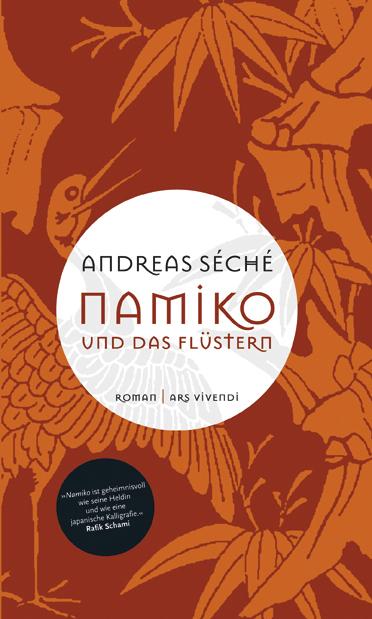 Namiko und das Flüstern als Buch von Andreas Séché