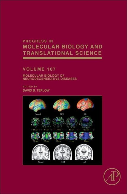 Molecular Biology of Neurodegenerative Diseases als Buch von David B. Teplow