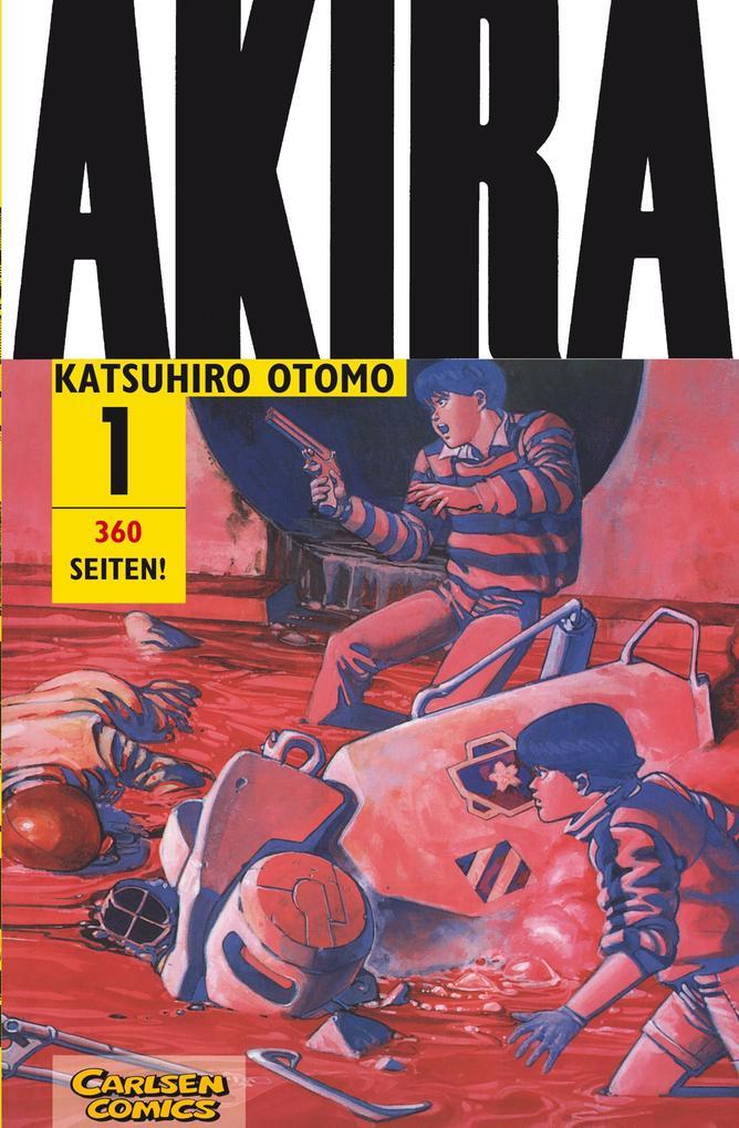 Akira 01. Original-Edition als Buch von Katsuhiro Otomo