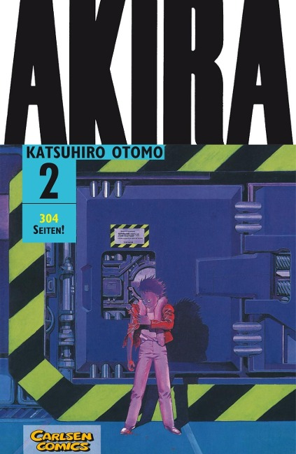 Akira 02. Original-Edition als Buch von Katsuhiro Otomo
