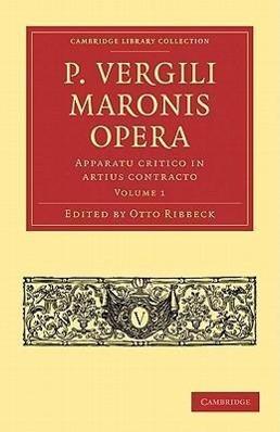 P. Vergili Maronis Opera 2 Volume Set als Taschenbuch von