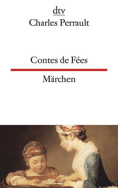Contes de Fees / Märchen als Taschenbuch von Charles Perrault