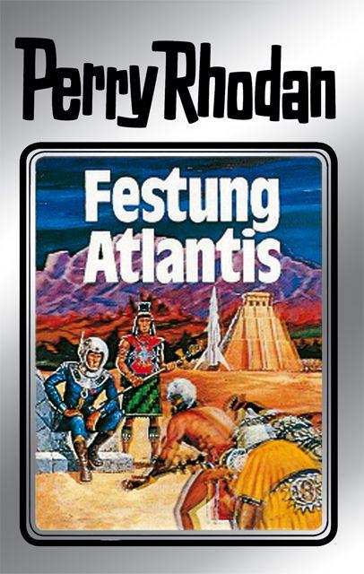 Perry Rhodan 08. Festung Atlantis als Buch von