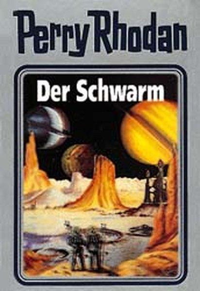 Perry Rhodan 55. Der Schwarm als Buch von