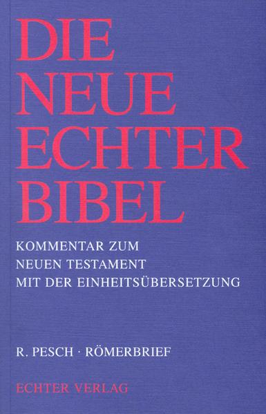 Römerbrief als Buch von Rudolf Pesch