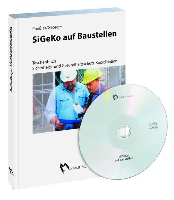 SiGeKo auf Baustellen als Buch von Hans Albert Preißler, Ulrike Georges