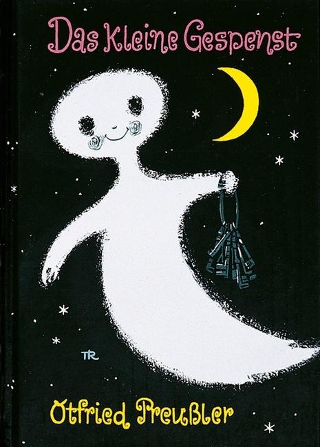 Das kleine Gespenst als Buch von Otfried Preußler