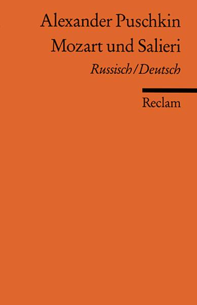 Mozart und Salieri als Taschenbuch von Alexander S. Puschkin