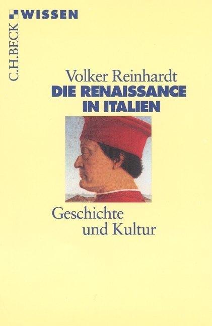 Die Renaissance in Italien als Taschenbuch von Volker Reinhardt