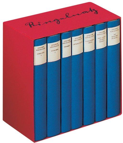 Das Gesamtwerk in sieben Bänden als Buch von Joachim Ringelnatz