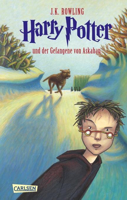 Harry Potter 3 und der Gefangene von Askaban als Buch von Joanne K. Rowling