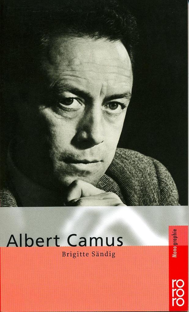 Albert Camus als Taschenbuch von Brigitte Sändig