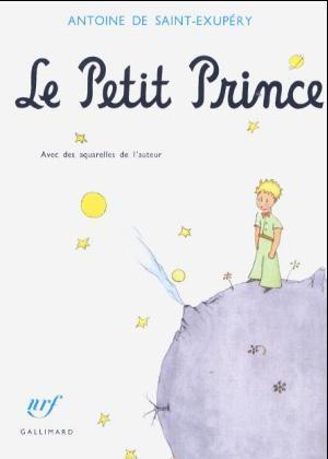 Le Petit Prince als Buch von Antoine de Saint-Exupery