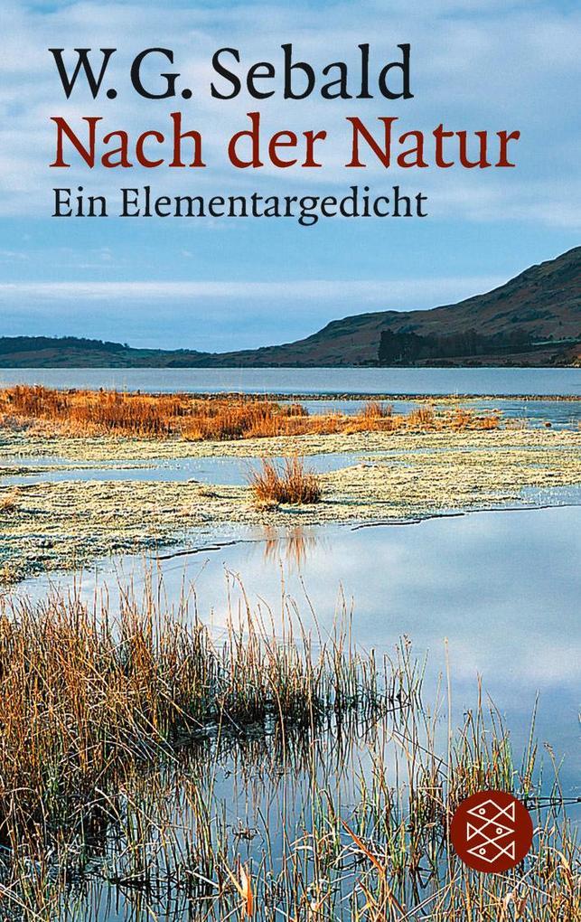 Nach der Natur als Taschenbuch von W. G. Sebald