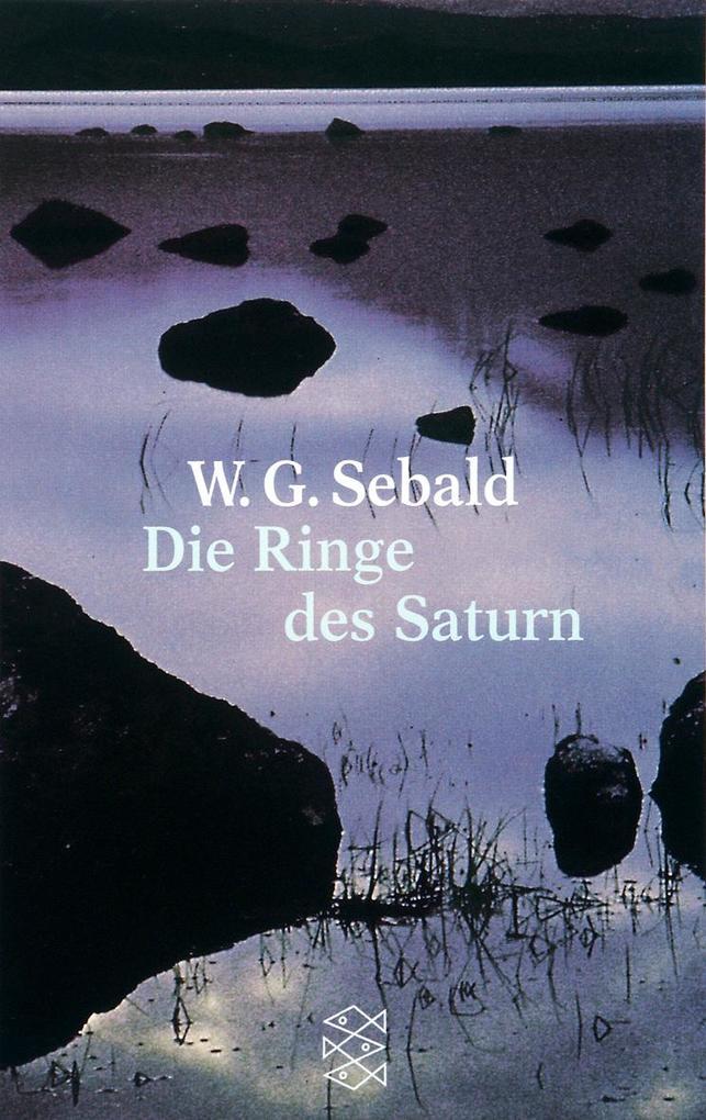 Die Ringe des Saturn als Taschenbuch von Winfried G. Sebald