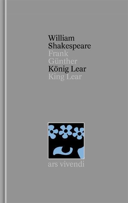 König Lear als Buch von William Shakespeare