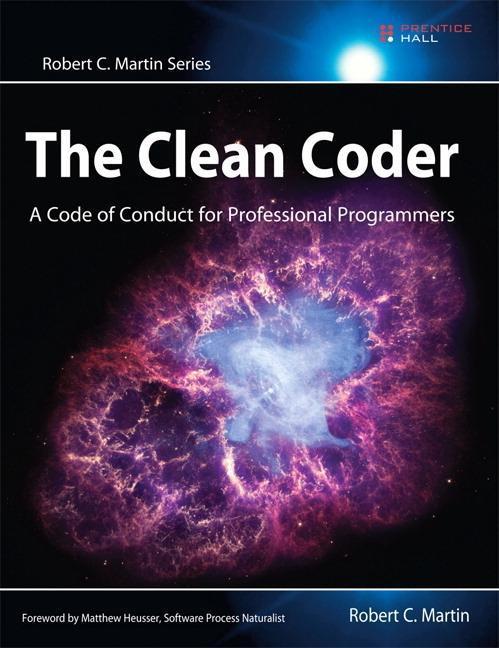 The Clean Coder als Buch von Robert C. Martin
