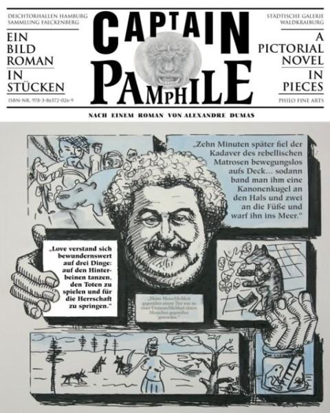 Captain Pamphile als Buch von