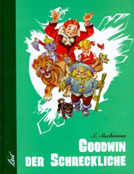 Goodwin der Schreckliche als Buch von Sergej Suchinow