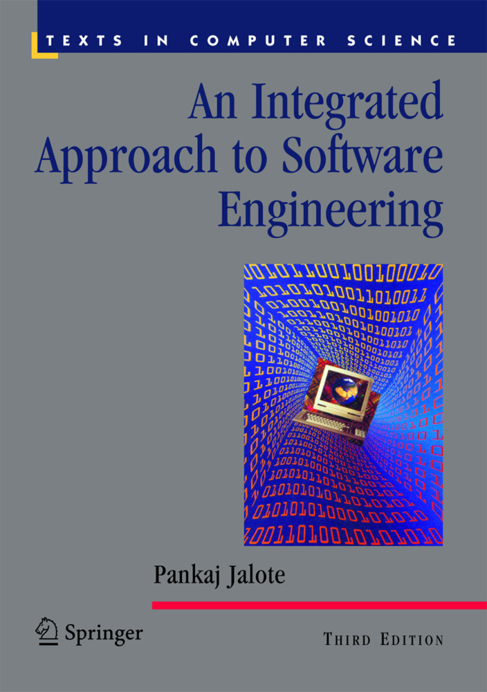 An Integrated Approach to Software Engineering als Buch von Pankaj Jalote