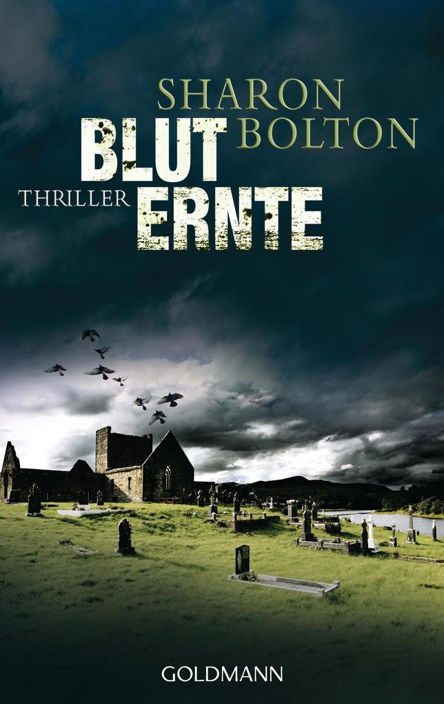 Bluternte als eBook von Sharon Bolton