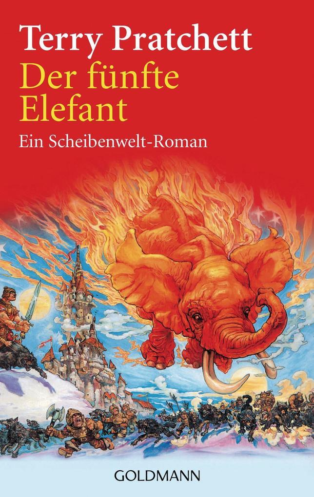 Der fünfte Elefant als eBook von Terry Pratchett