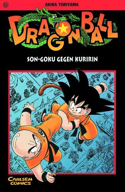 Dragon Ball 11. Son-Goku gegen Kuririn als Buch von Akira Toriyama