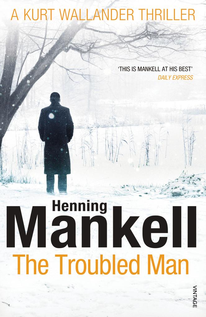 The Troubled Man als eBook von Henning Mankell