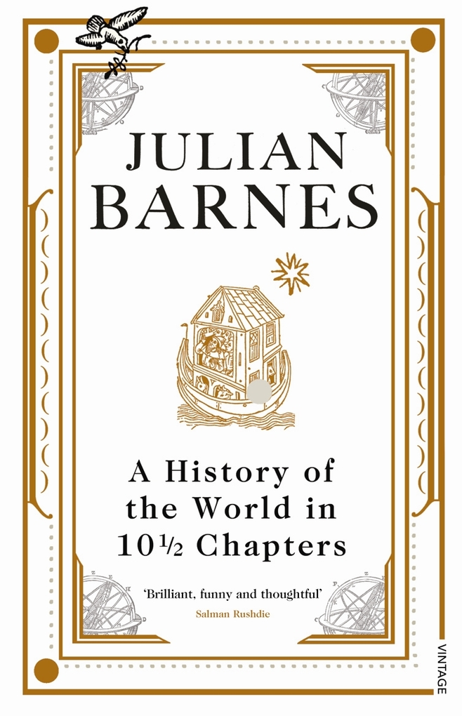 A History Of The World In 10 1/2 Chapters als eBook von Julian Barnes