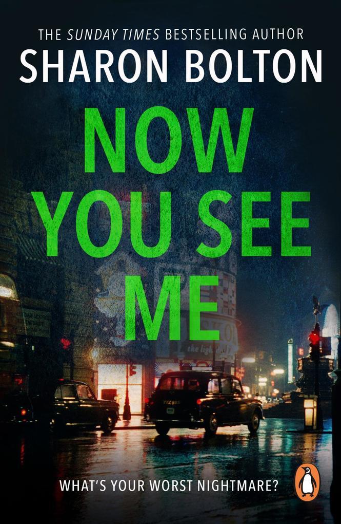 Now You See Me als eBook von Sharon Bolton