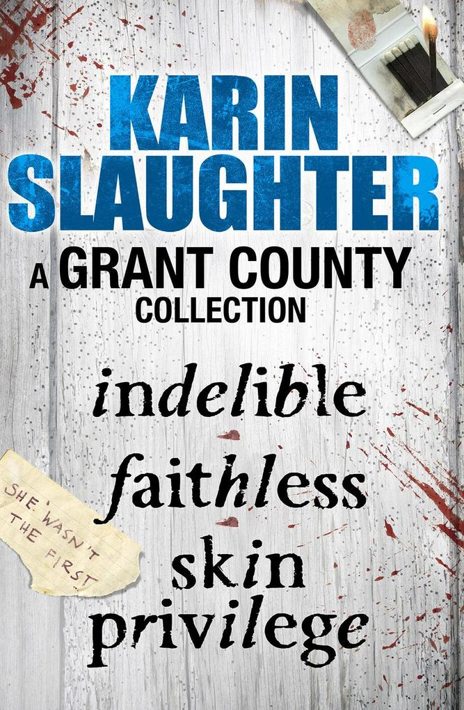 A Grant County Collection als eBook von Karin Slaughter