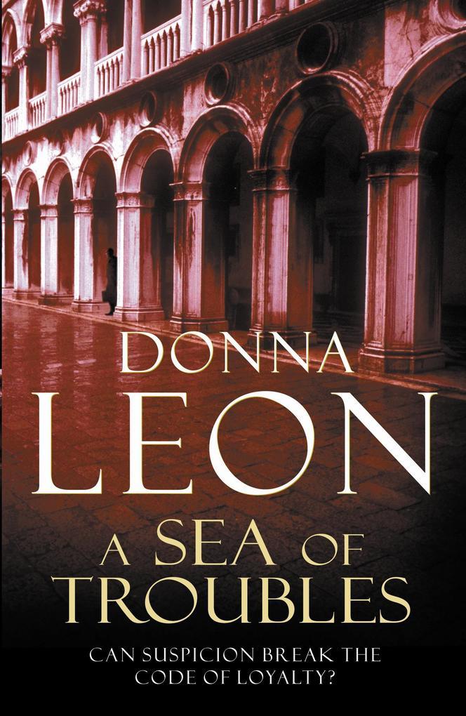 A Sea Of Troubles als eBook von Donna Leon