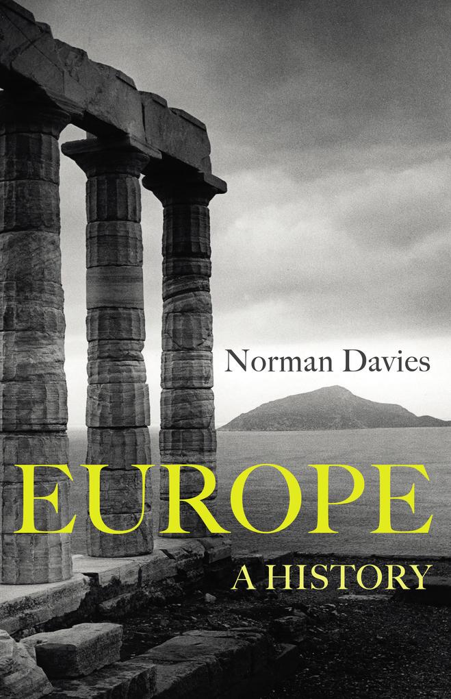 Europe als eBook von Norman Davies