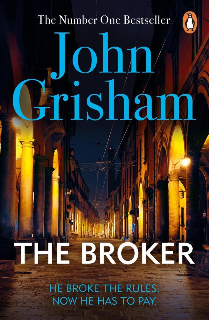 The Broker als eBook von John Grisham