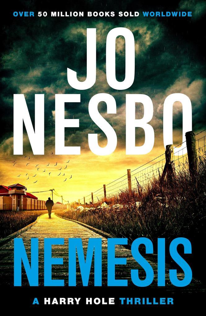 Nemesis als eBook von Jo Nesbo
