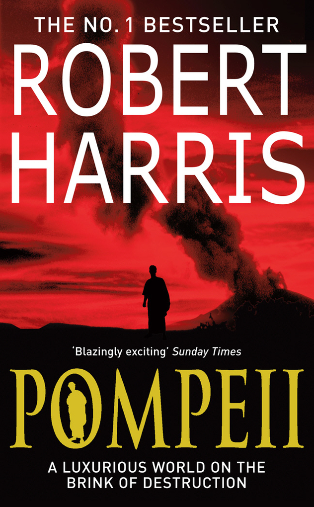 Pompeii als eBook von Robert Harris