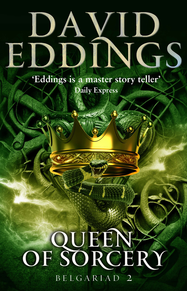 Queen Of Sorcery als eBook von David Eddings