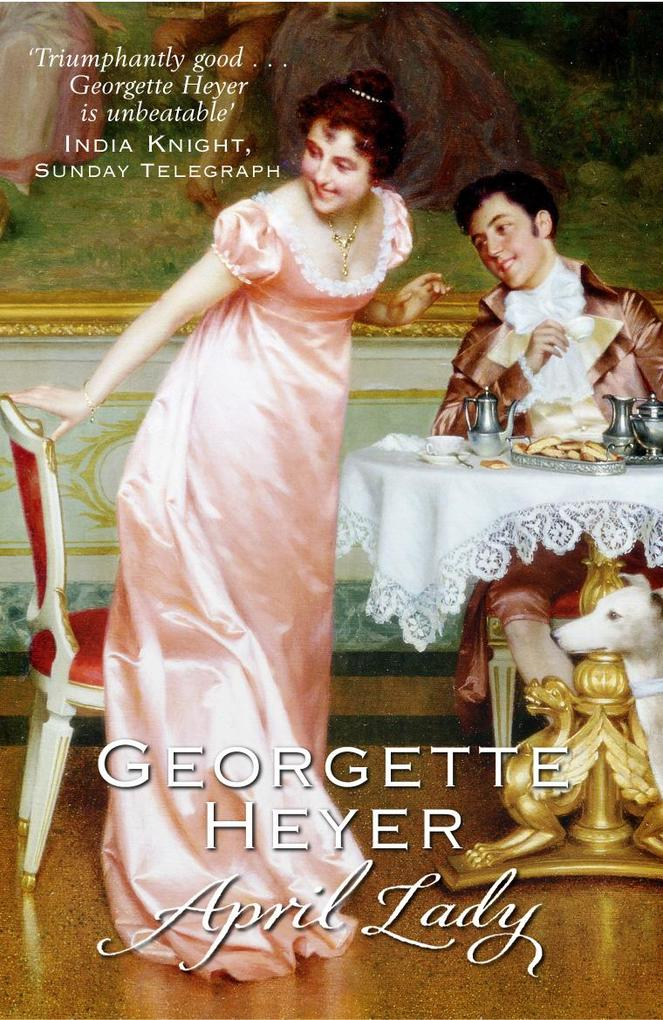 April Lady als eBook von Georgette Heyer