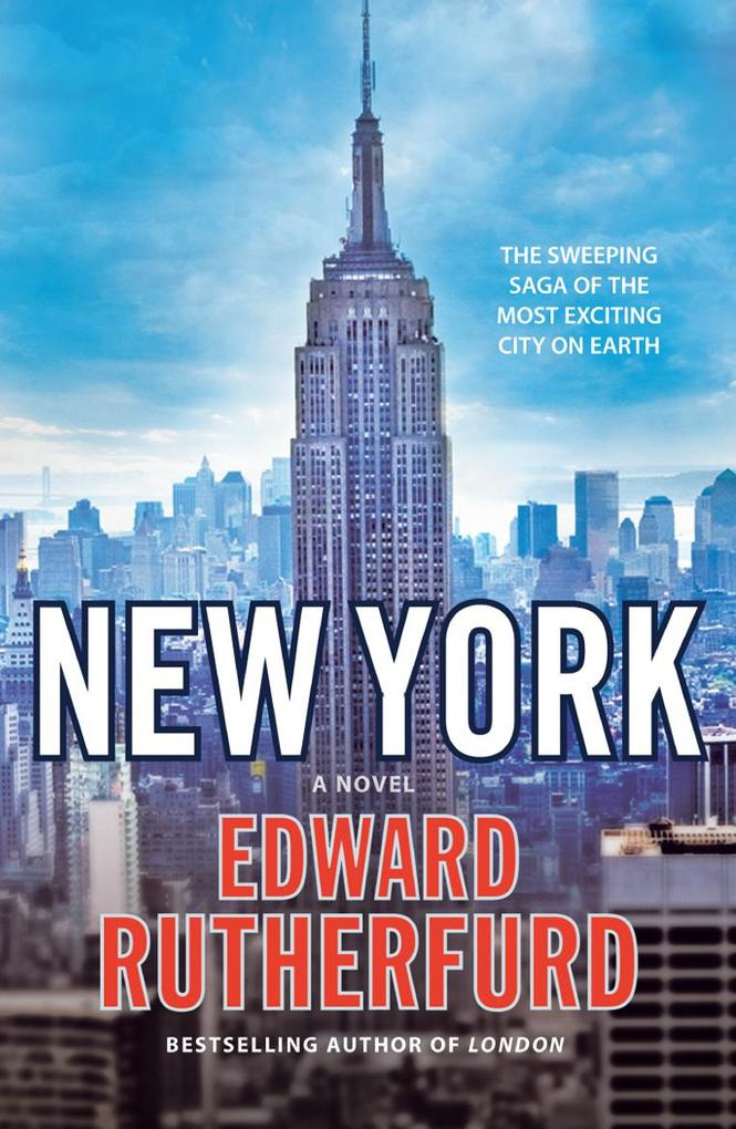 New York als eBook von Edward Rutherfurd